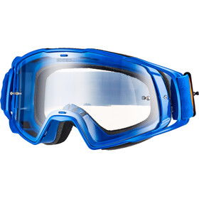 O'Neal B-20 Goggles flat blue/orange-clear